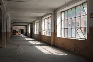 Old factory Stock 088 by Malleni-Stock