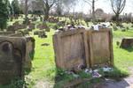 Jewish Cemetery Stock 09