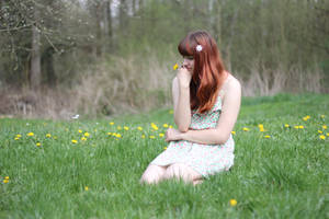 Spring Stock 01 by Malleni-Stock