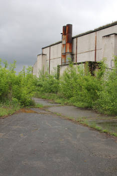 Industrial decay Stock 083