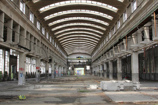 Industrial decay Stock 105