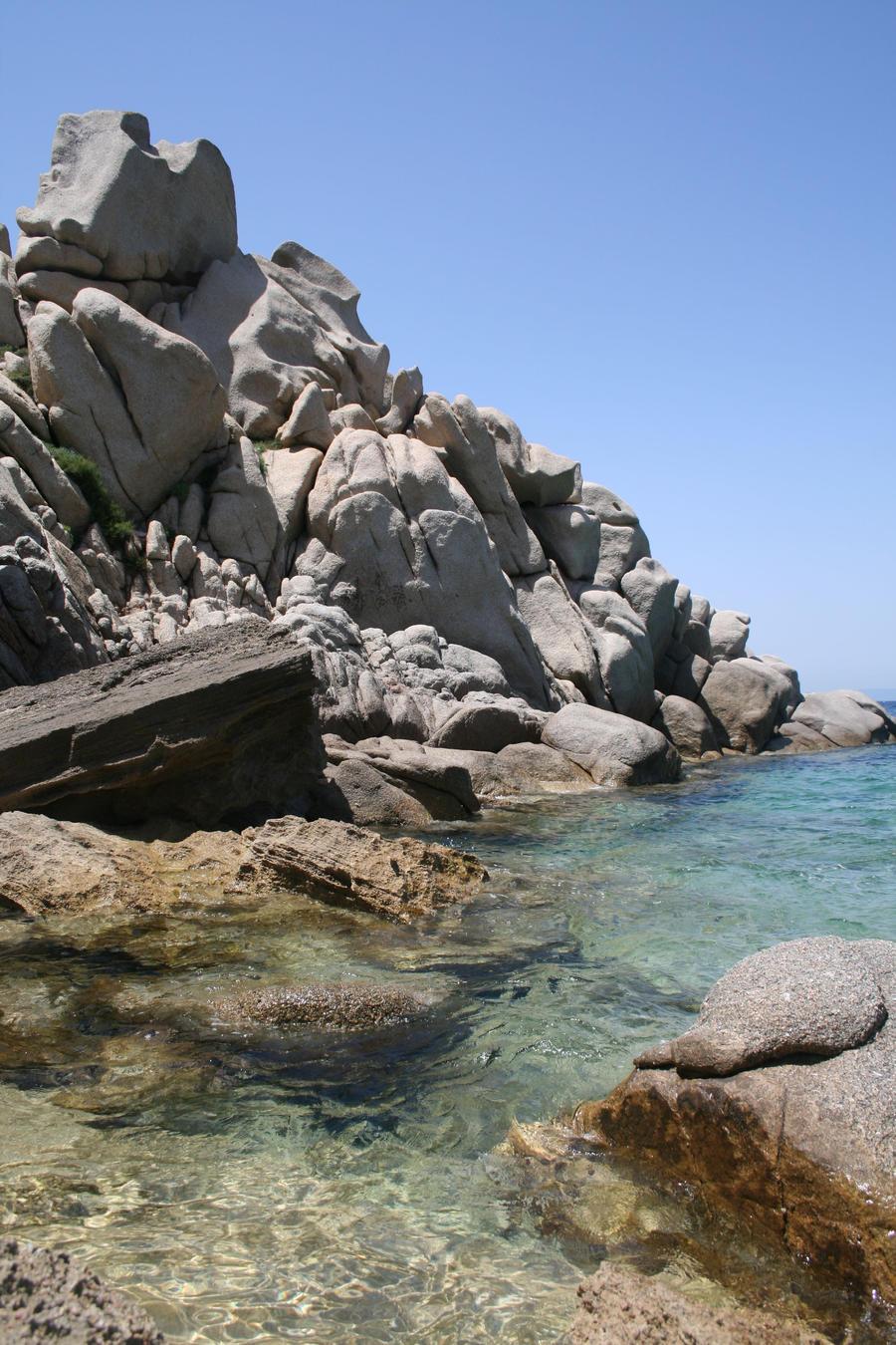 Sardinia Stock 25 by Malleni-Stock
