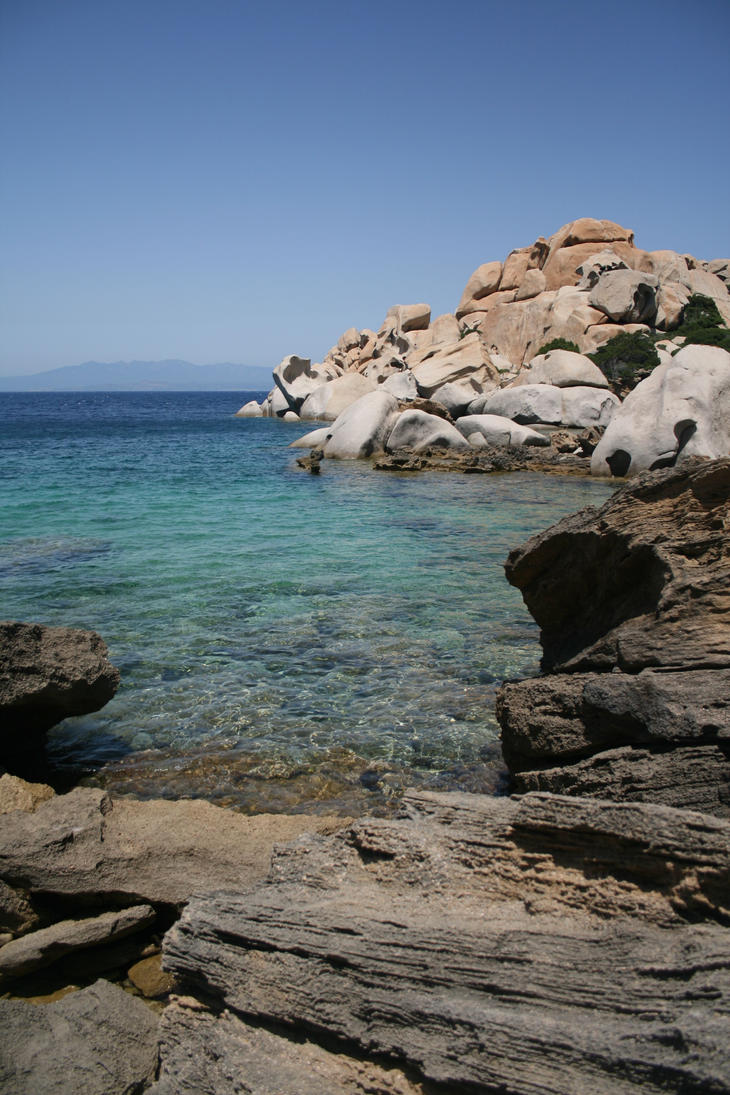 Sardinia Stock 21 by Malleni-Stock