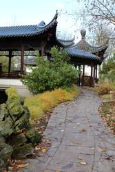 Chinese garden Stock 16