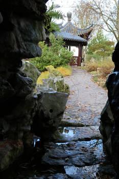Chinese garden Stock 18