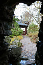 Chinese garden Stock 17