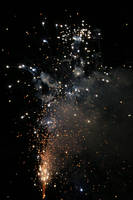 Fireworks Stock 14 by Malleni-Stock