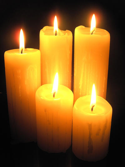 Candles Stock