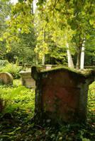 Landau cemetery Stock 013 by Malleni-Stock