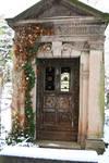 Landau cemetery Stock 015
