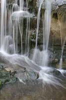 Waterfall Stock 10 by Malleni-Stock