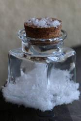 Snow bottle Stock by Malleni-Stock
