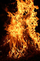 Fire Stock 043 by Malleni-Stock