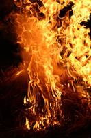 Fire Stock 046 by Malleni-Stock