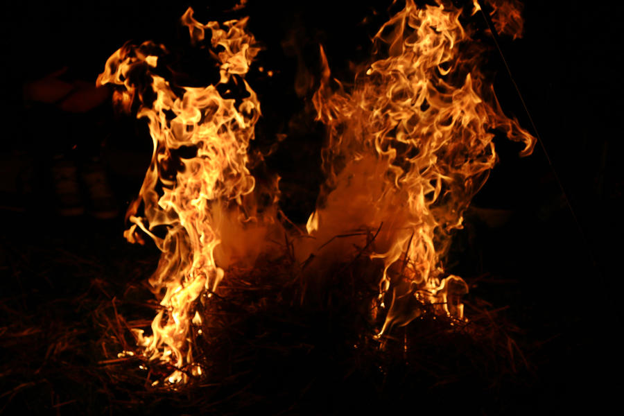 Fire Stock 036 by Malleni-Stock