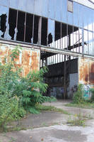 Industrial Decay Stock 65 by Malleni-Stock
