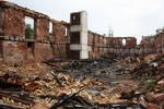Fire ruin Stock 01
