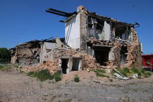 Ruin Stock 08 by Malleni-Stock