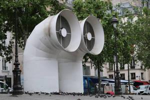 Centre Pompidou Stock 05 (private use) by Malleni-Stock