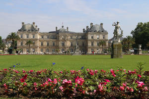 Jardin du Luxembourg Stock 18 (private use) by Malleni-Stock