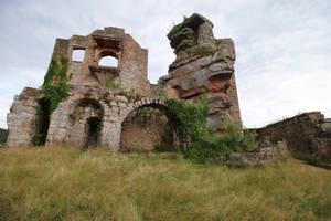 Neuscharfeneck Ruins Stock 23 by Malleni-Stock