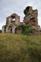 Neuscharfeneck Ruins Stock 25 by Malleni-Stock