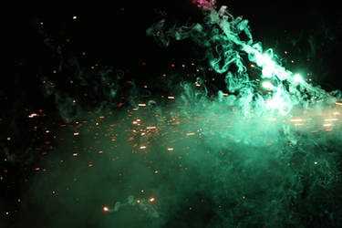 Fireworks Stock 168 by Malleni-Stock