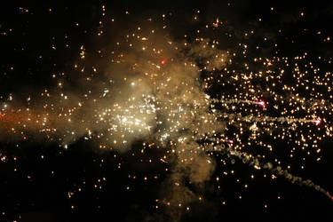Fireworks Stock 174 by Malleni-Stock