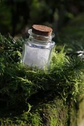 Snow bottle Stock 07