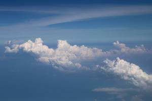 Over the clouds Stock 06 by Malleni-Stock