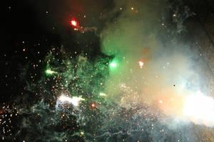 Firework Stock 224 by Malleni-Stock