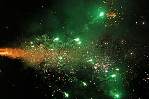 Firework Stock 226 by Malleni-Stock