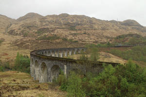 Scotland Stock 174 by Malleni-Stock