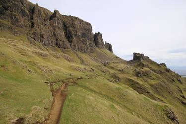 Scotland Stock 286 by Malleni-Stock