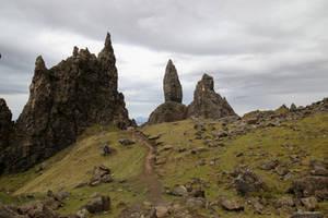 Scotland Stock 417 by Malleni-Stock