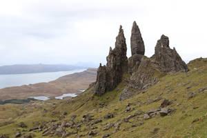 Scotland Stock 427 by Malleni-Stock