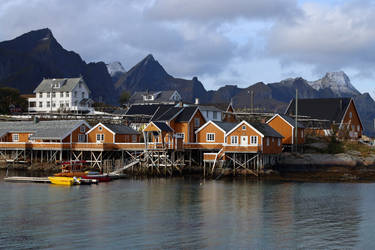 Norway Stock 152 by Malleni-Stock