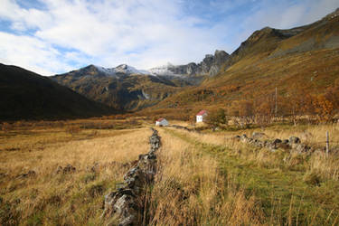 Norway Stock 156 by Malleni-Stock