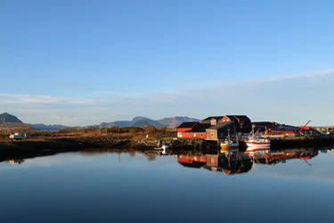 Norway Stock 277 by Malleni-Stock