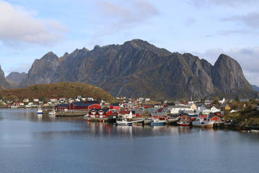 Norway Stock 342 by Malleni-Stock