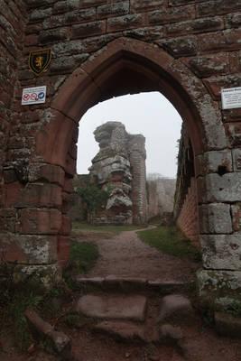 Neuscharfeneck Ruins Stock 44