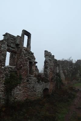Neuscharfeneck Ruins Stock 43