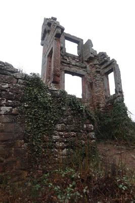 Neuscharfeneck Ruins Stock 45