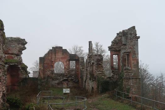 Neuscharfeneck Ruins Stock 41