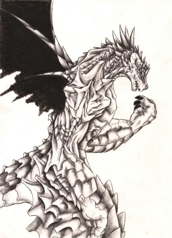 Dragon by Chibikoma