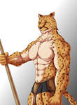 Cheetah Warrior