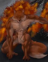 Weretober Fox