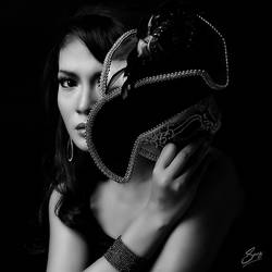 The Lady Behind The Mask II