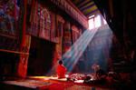 Heaven's Light by thesaintdevil