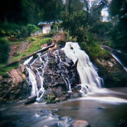 Maribaya Waterfall II